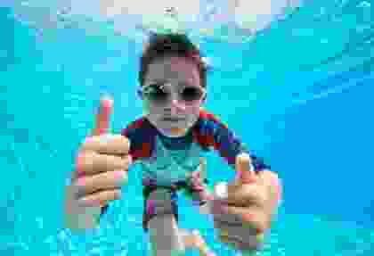 Swimmer Champ